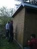 Arbeitseinsatz Hölzlehütte