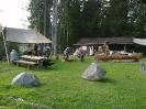 2014 - Erster Hock Hölzlehütte